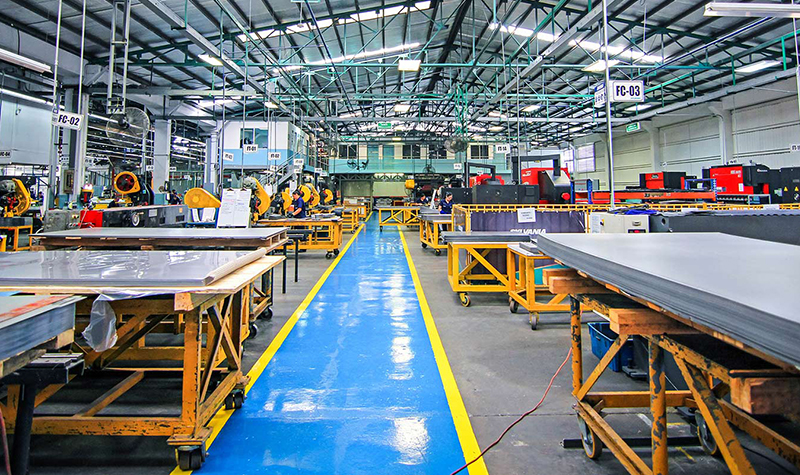Manufacturing Facilities